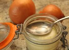 Jak zrobić syrop z cebuli na kaszel